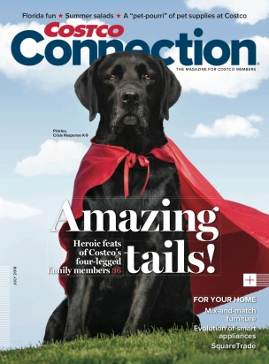 The Costco Connection - July 2018cover
